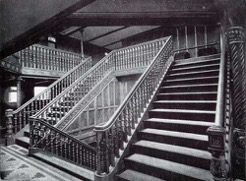 Teutonic Grand Staircase