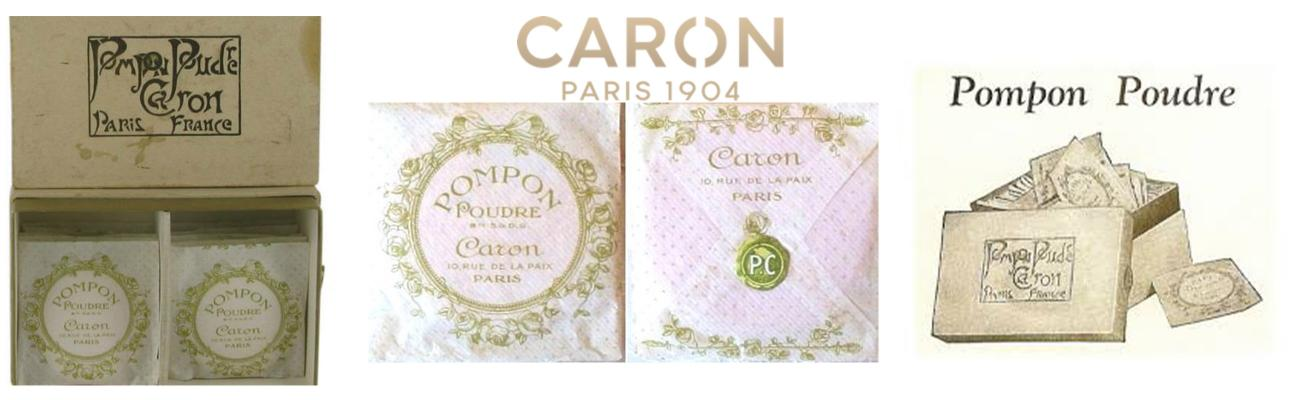 Pompon Poudre, the launch of cosmetics for Caron